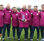 Manchester City Streak Seals Manager Of The Month For Pep Guardiola