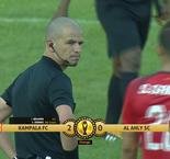 Kampala shock eight-time African champions Ahly