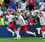 Poland's Milik breaks Northern Ireland hearts