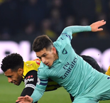 Torreira will be fit for the Napoli game - Emery