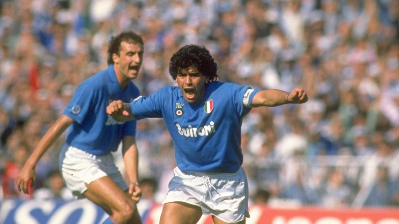Maradona At 60 As A Coach He Could Fill 10 San Paolos Diego S Son Reveals Napoli Dream