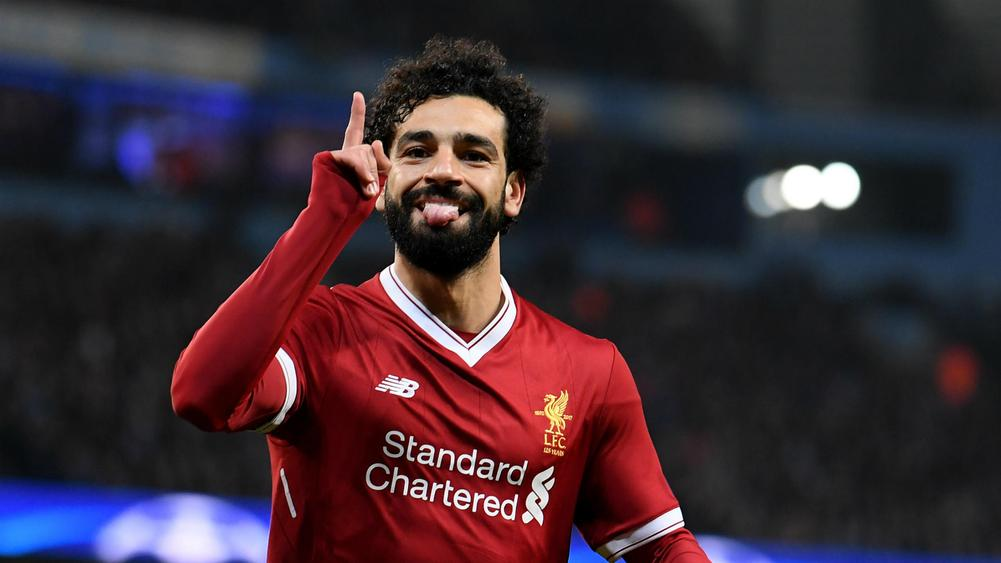 ´Wow, what a number´ - Klopp lauds Liverpool´s 40-goal Salah