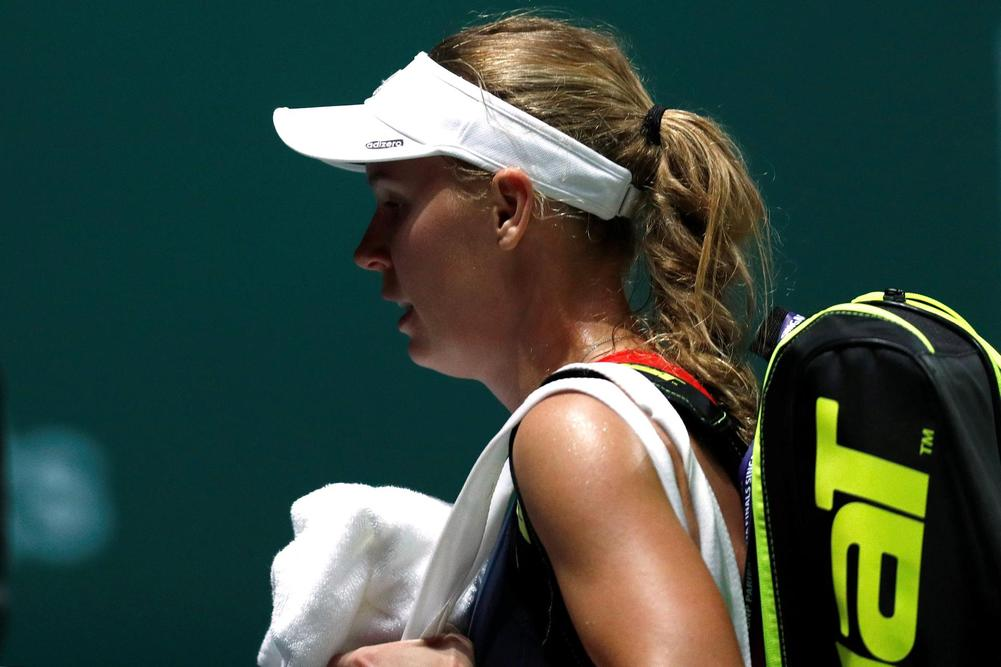 Svitolina knocks Wozniacki out, Pliskova beats Kvitova — WTA Finals