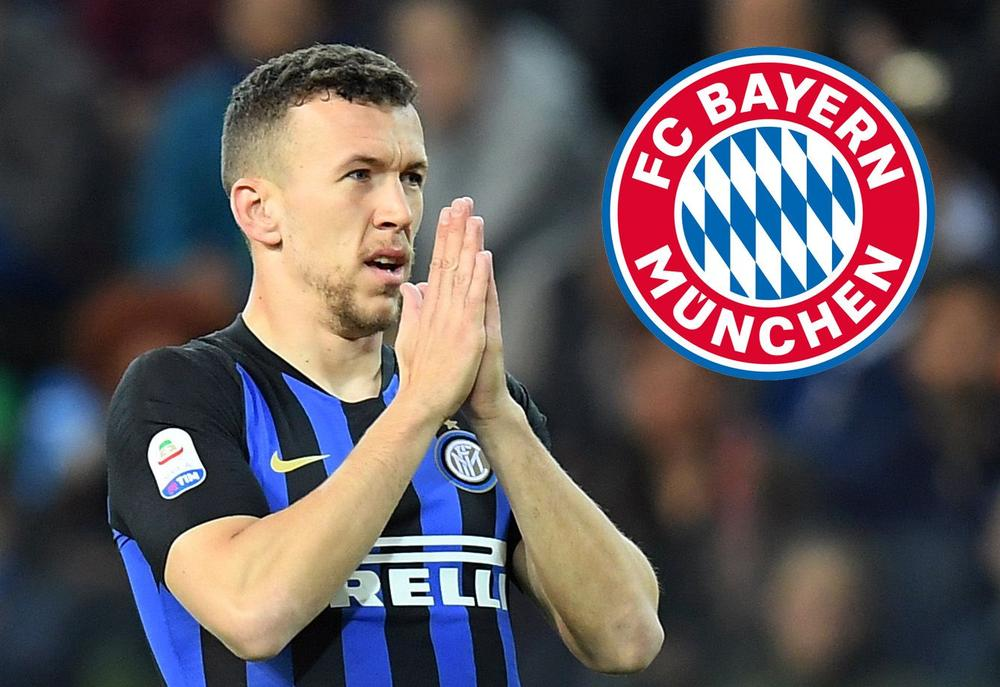 Ivan Perisic has not travelled as part of the Inter squad to face Valencia in a pre-season friendly on Saturday, amid rumours linking him with a move to Bayern Munich.