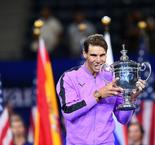 Nadal survives late Medvedev scare to win US Open