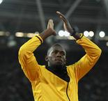 Bolt staying positive after 'awful' exit from athletics