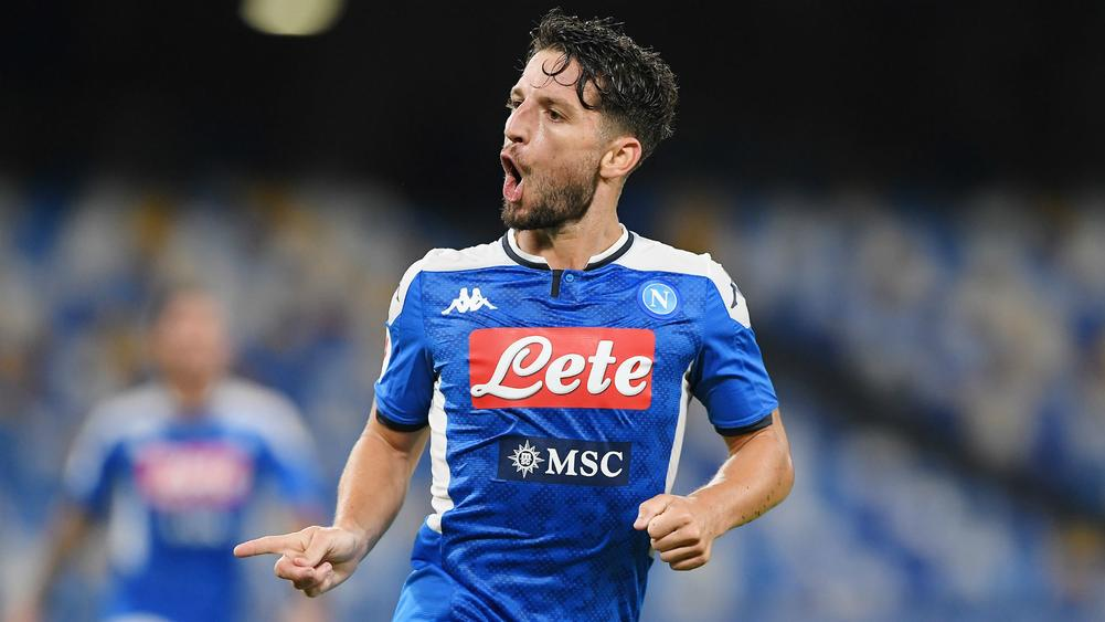 Dries Mertens Becomes Napoli S All Time Leading Scorer