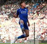 Leicester hands Harvey Barnes five-year deal