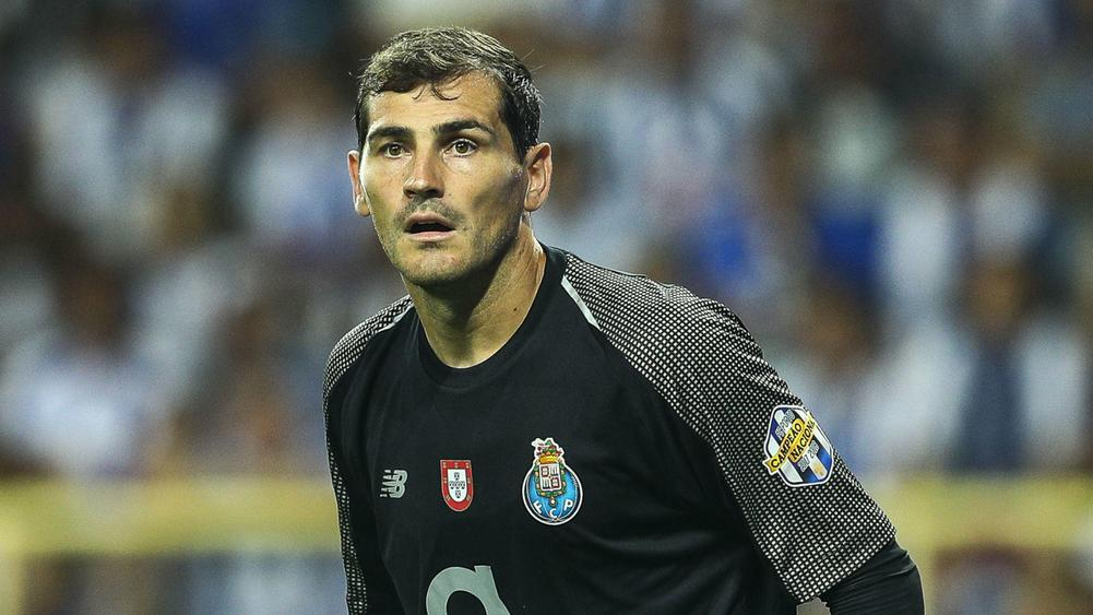 299fdd886 Casillas shines as Porto sees off Galatasaray
