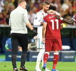 Ramos wishes Salah quick recovery