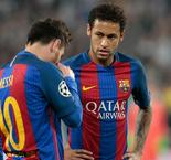 Why Neymar was 'embarrassed' to speak to Messi
