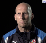 Stam's security concerns ahead of play-off match