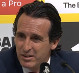 We didn't control the game like I wanted - Emery on Arsenal's win