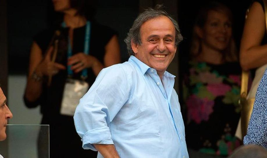 Michel Platini confirms he's standing for FIFA presidency