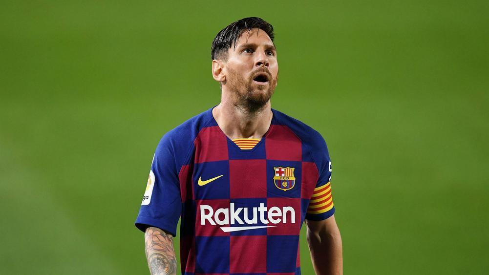 Messi to Inter? That's fantasy football