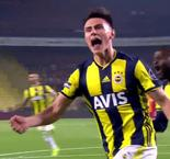 Elmas Equalizes for Fenerbahce in Intercontinental Derby