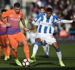 FA Cup:Huddersfield Town 0 - 0 Manchester City