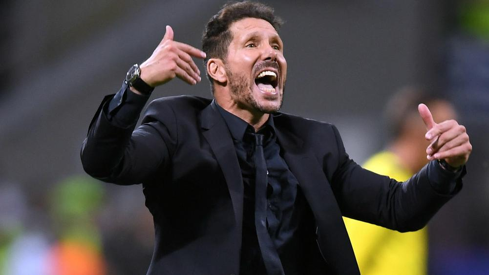 Spurs Boss Mauricio Pochettino Labels Diego Simeone One Of The World S Best Coaches