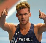 Mayer breaks decathlon world record in France