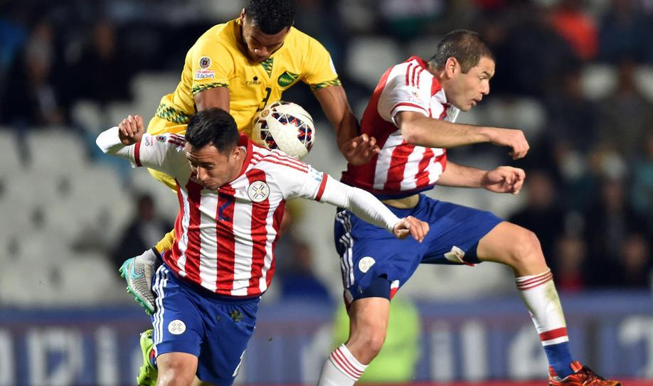 Paraguay continue their Copa America momentum with 1-0 victory over Jamaica