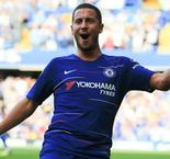 Hazard 'maybe' the best in Europe, says Sarri