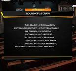Arsenal to face Rennes in Europa League last 16, Chelsea draw Dynamo Kiev
