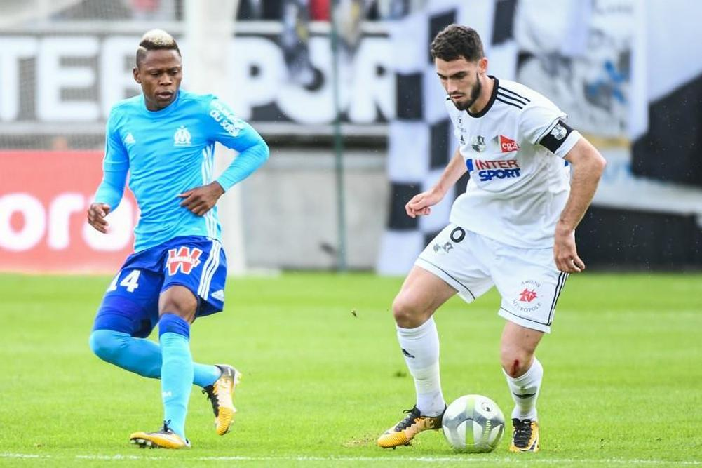 Njie relance l'OM à Amiens
