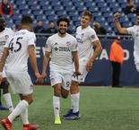 Saief-inspired Cincinnati moves up to second