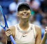 Sharapova claims first title since doping ban