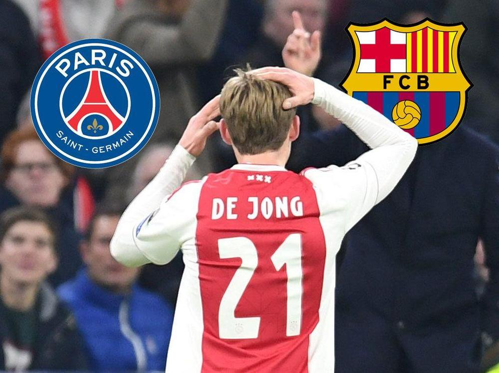 Report: Frenkie De Jong rejected PSG to sign for Barca