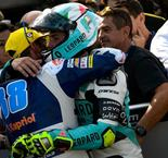 Dalla Porta Gets First Moto3 Win In Wild Finish