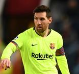 Barcelona To Rest Messi Against Huesca