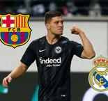 Milosevic: Jovic Will Be Great For Barcelona Or Real Madrid