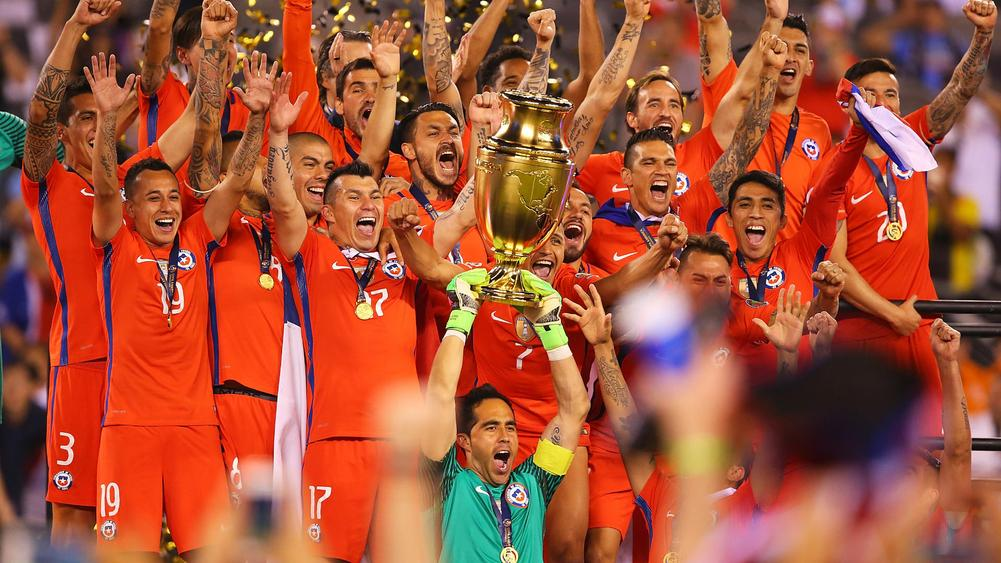 328f36129 Copa champ Chile set to face EURO 2016 winner