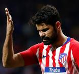 Atletico Madrid's Diego Costa Suspended for Juventus Return Leg