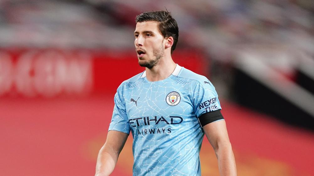 Dias ominously points to Man City's 'infinite ambition'