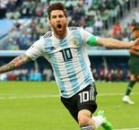 Messi back in Argentina squad as Aguero misses out