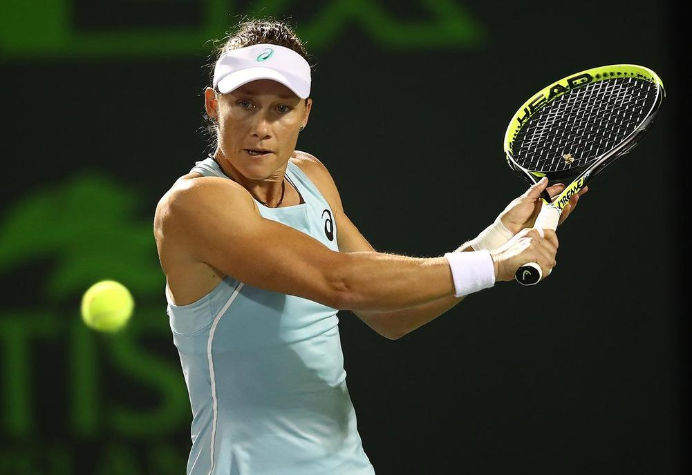 Stosur returns to the scene of 'greatest match'