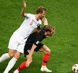 Rakitic had a fever the day before England semi-final