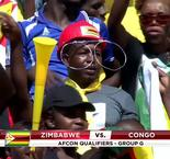 Highlights: Zimbabwe Cruise Into AFCON With 2-0 Win Over Congo