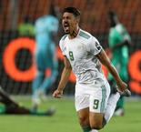 Senegal 0 Algeria 1: Deflected early Bounedjah goal enough for AFCON glory