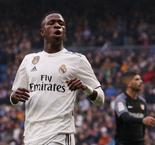 Vinicius Gets First El Clasico Start In Copa del Rey