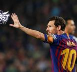 Sports Burst - Messi the Miracle Man