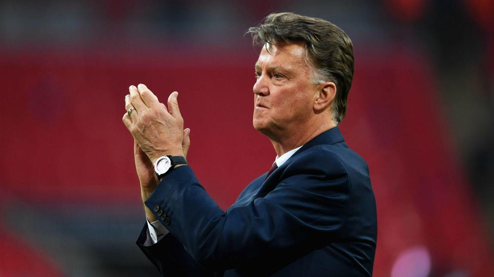 Van Gaal rules out becoming Everton manager