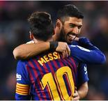 Barcelona 3 Leganes 1: Messi and Suarez combine to spare Barca's blushes