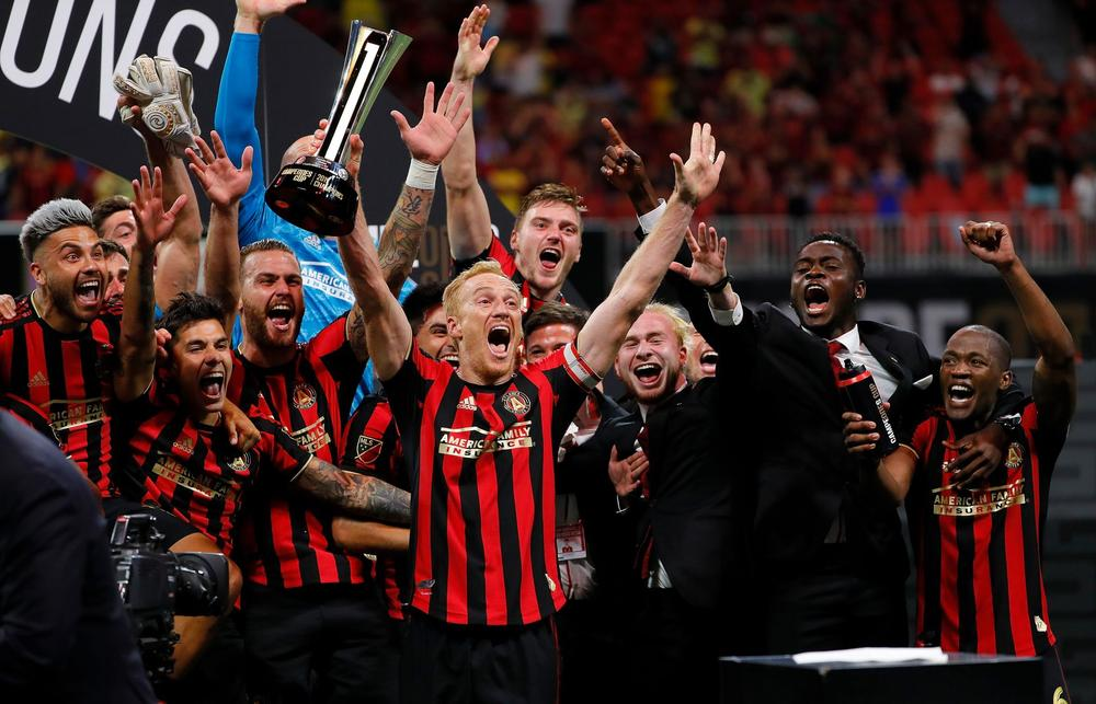 best service 923b3 623c2 Atlanta United Beat Club America To Win Campeones Cup