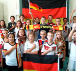 German International School Doha wishes good luck for the nationalmannschaft in Euro 2016