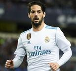 Isco Returns for Real Madrid Following Injury