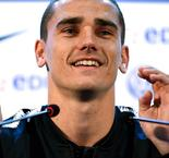 Griezmann says today is not the day to reveal club future