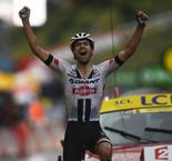 Tom Dumoulin Wins First Tour de France Stage, Chris Froome Defends Lead
